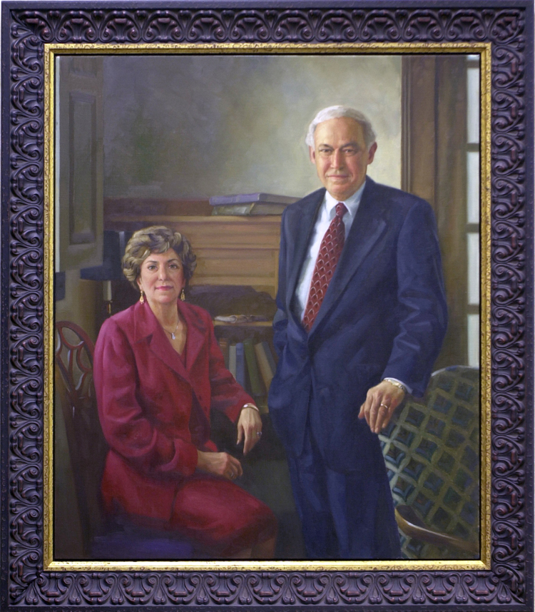 Miles Loadholt (1943–) and his wife, Ann G. Loadholt