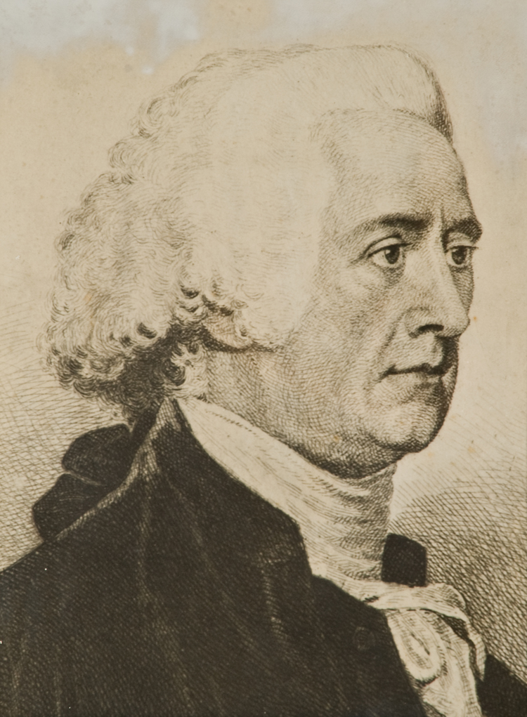 The Honorable John Rutledge (1739–1800)