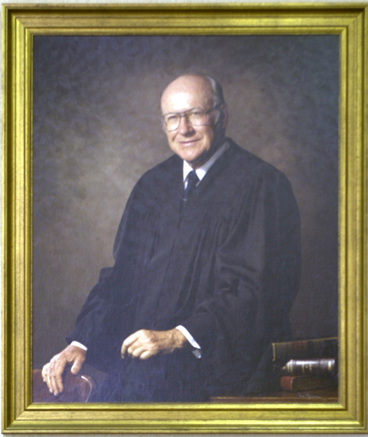 The Honorable Charles Earl Simons, Jr. (1916–1999)