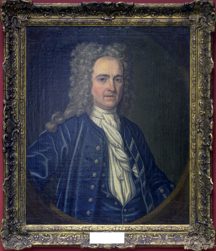 The Honorable Nicholas Trott (1663–1740)