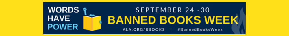 American Library Association banned Books Week 2017