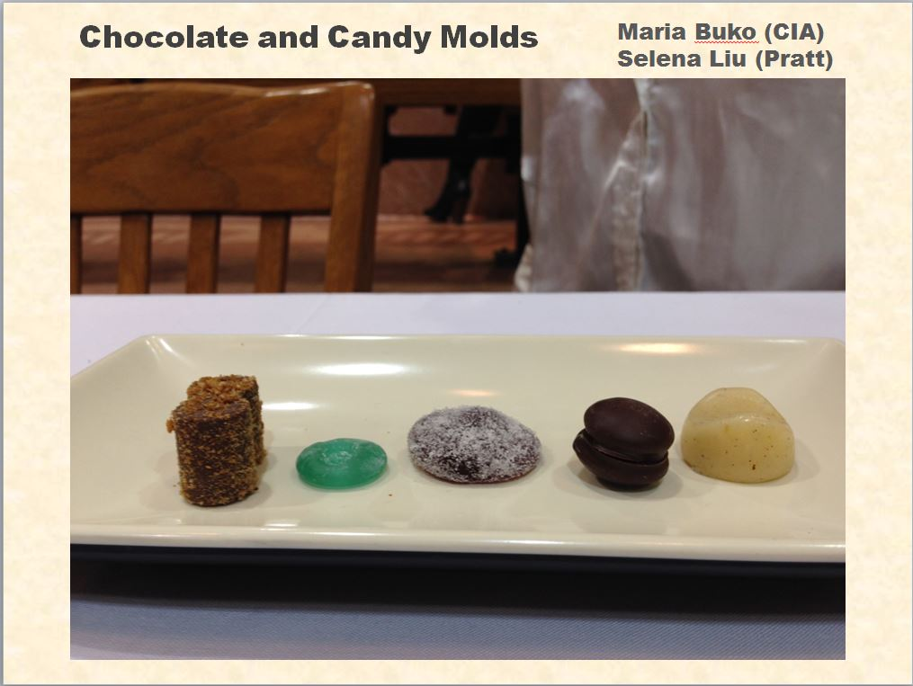 F&D Chocolate & Candy Molds