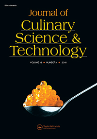 Journal of Culinary Science & Technology
