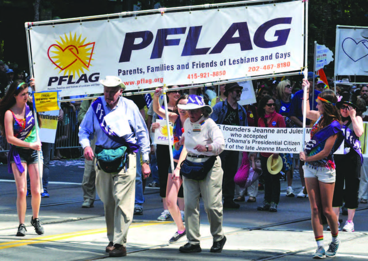 PFLAG founders