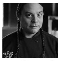 Sean Sherman of Sioux Chef