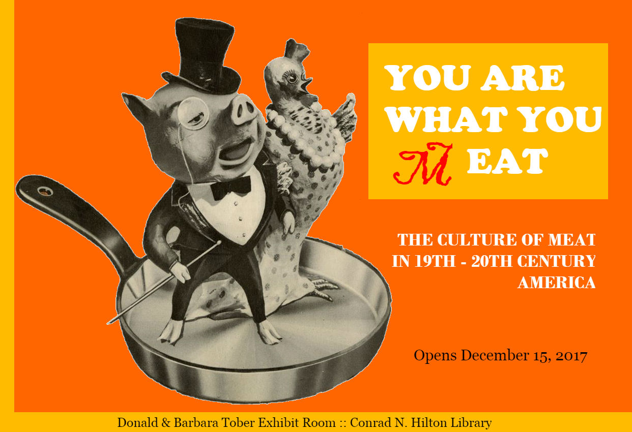 You Are What You (M)Eat Exhibit