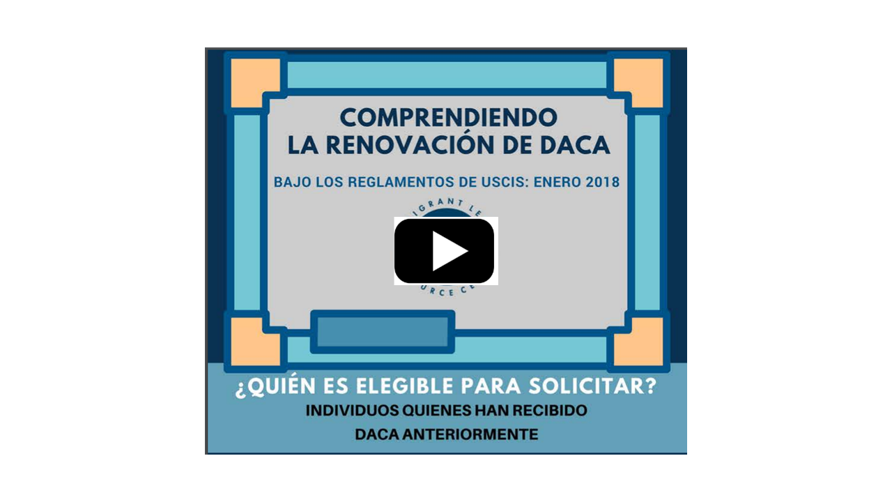 Understanding DACA Renewals in Spanish