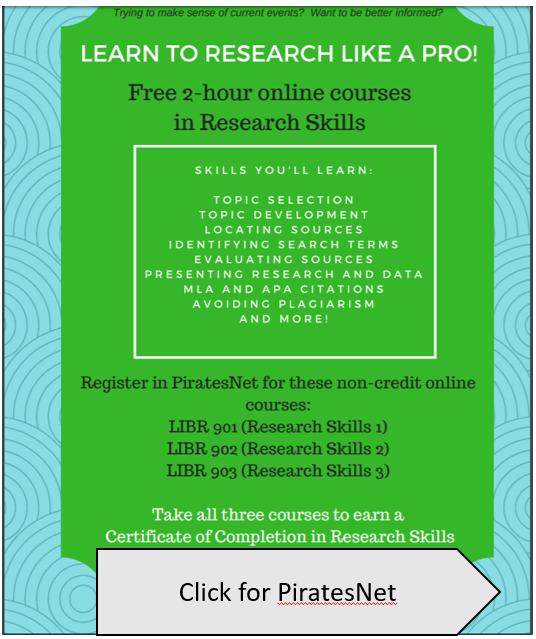 Online Research Skills Courses