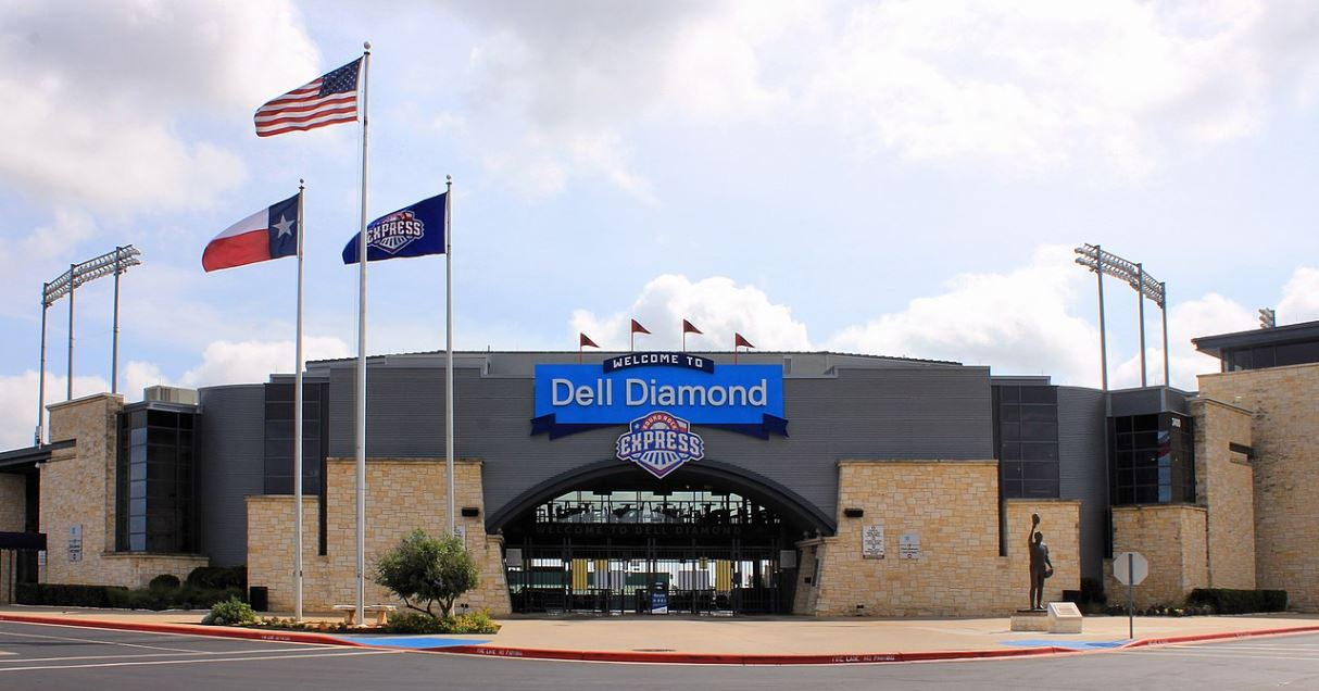 Photo of Dell Diamond