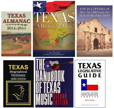 images of texas reference books