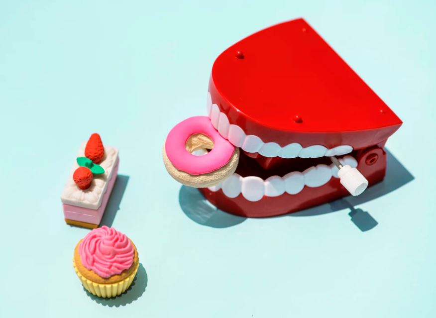 teeth image by @rawpixel