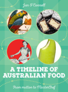 Timeline of Australian Food book cover