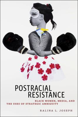 Post Racial Resistance book cover