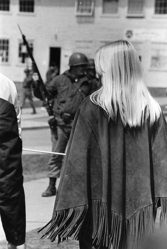 photo from kent state shootings digital archive