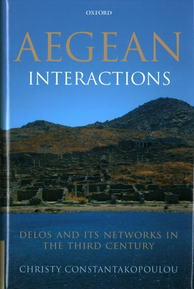 Book: Aegean Interactions