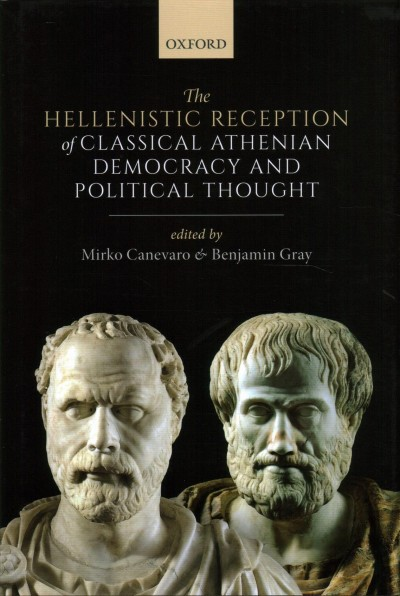 Book: Hellenistic reception of classical Athenian democracy and political thought