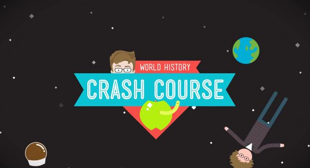 Crash Course World History Logo