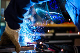 image of welding project