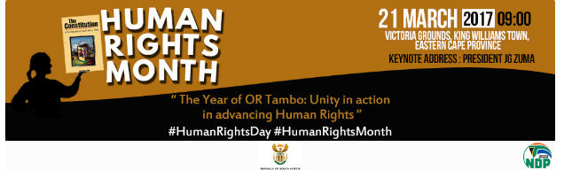 human rights month