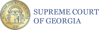 Image of Supreme Court of Georgia Seal