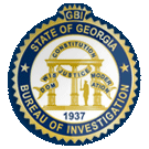 Georgia Bureau of Investigation (GBI) Seal