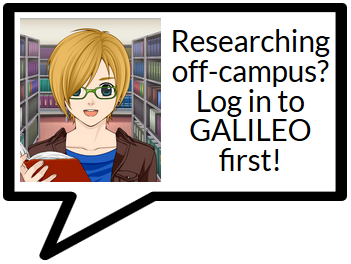 Log In to GALILEO First