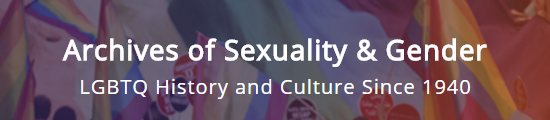 Archives of Sexuality & Gender
