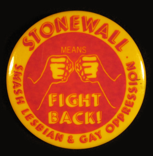 Stonewall Button