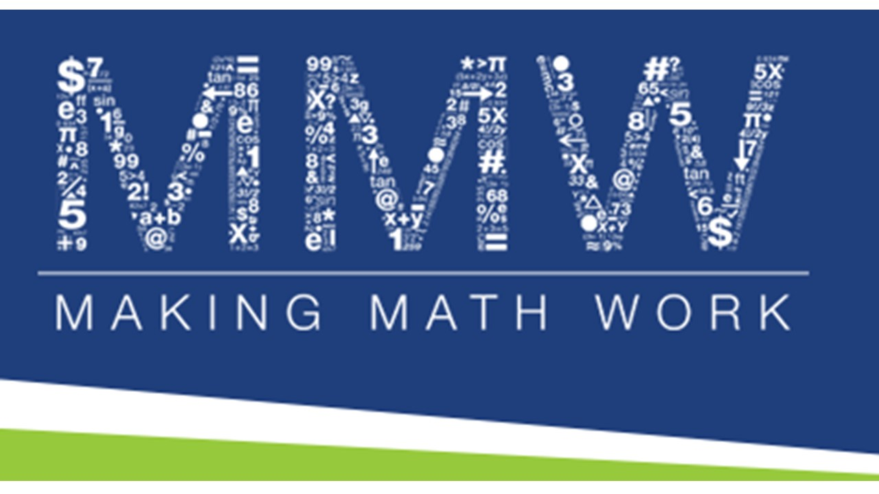 Making Math Work logo