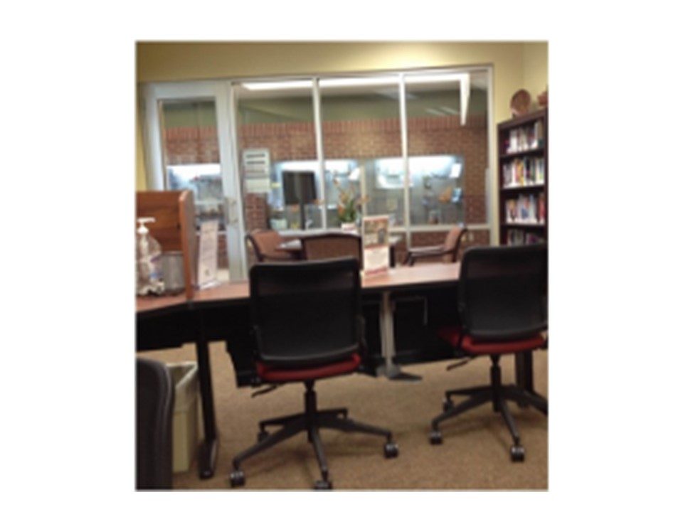 A photo of the study area in Baxley