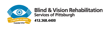 Logo for Blind & Vision Rehabilitation Services of Pittsburgh