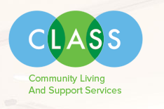 Community Living and Support Services (CLASS) logo