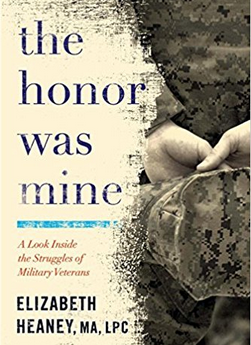 "cover image for ""the honor was mine"""