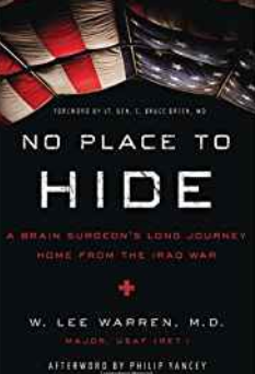 "cover for ""no place to hide"""