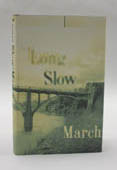 photograph of book, Long Slow March