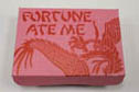 photograph of book, Fortune Ate Me