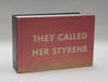 photograph of book, They Called Her Styrene