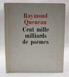 photograph of book, Cent Mille Milliards de poemes