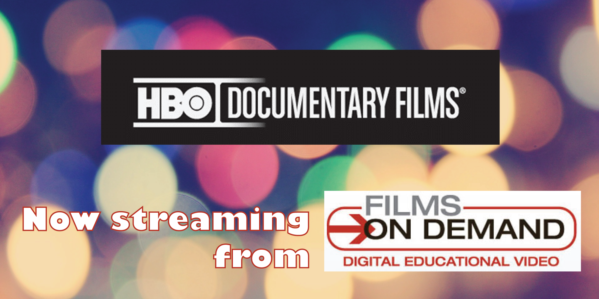 HBO Documentaries from Films on Demand
