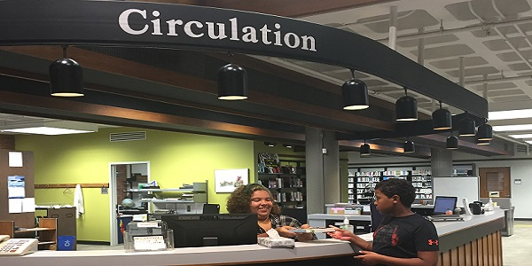 Circulation Desk Image