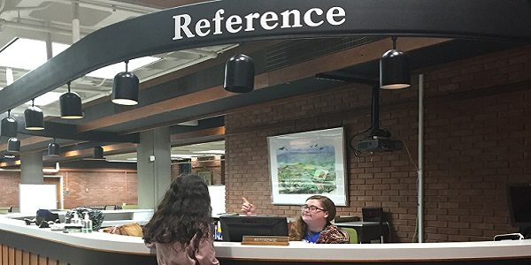 Reference Desk Image