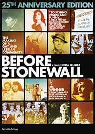 Coverart for Before Stonewall DVD