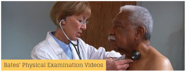 Bates Physical Examination Videos