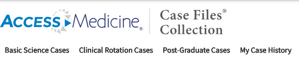AccessMedicine, Case Files Collection (Logo)