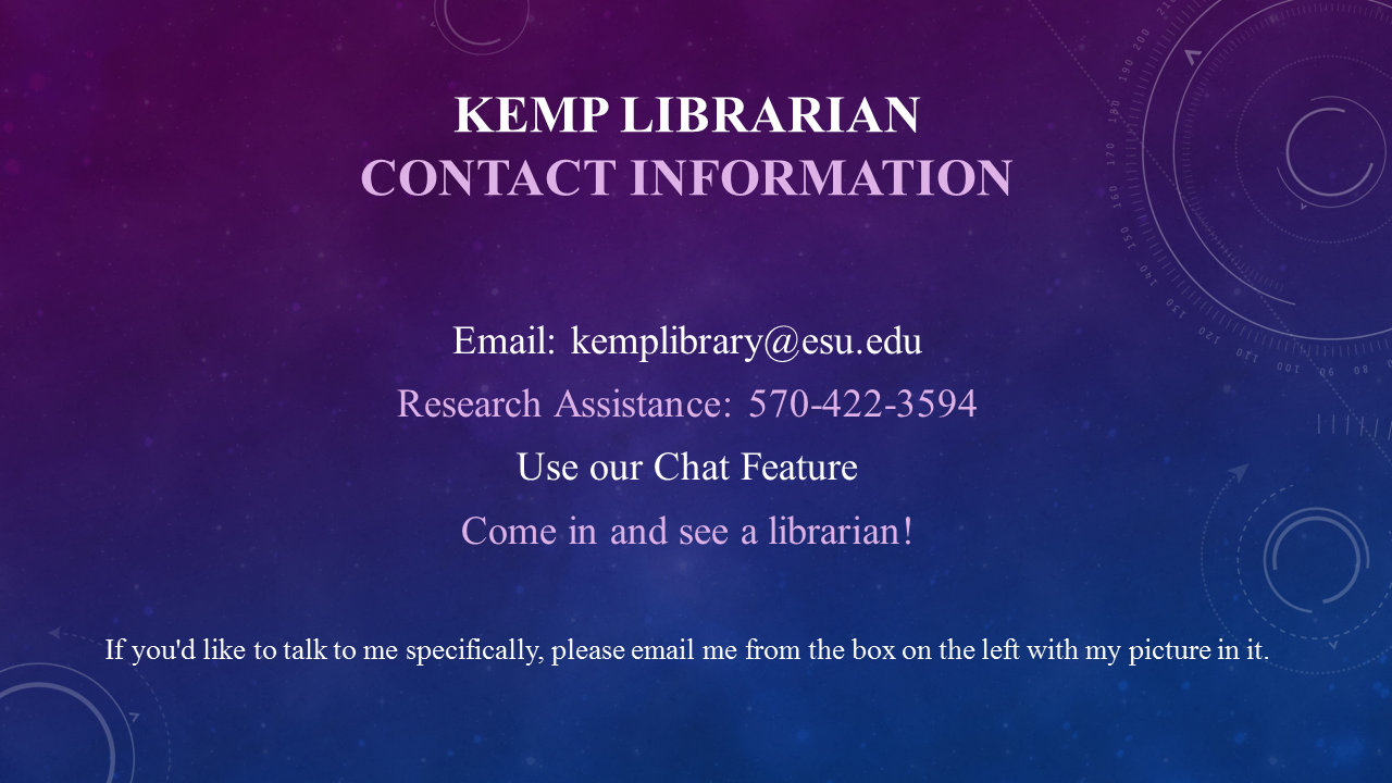 Image of contact information 570-422-3126