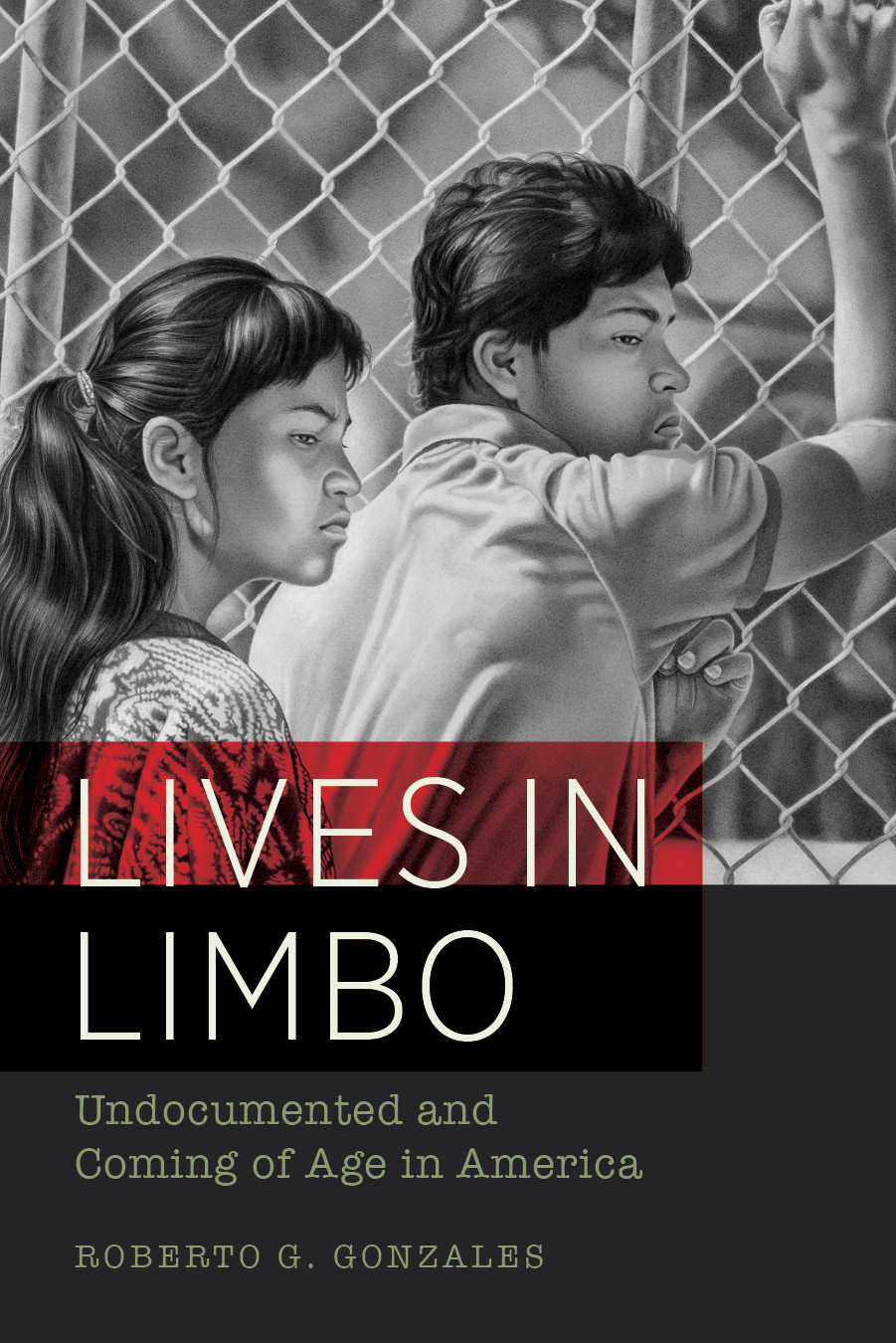 cover of lives in limbo