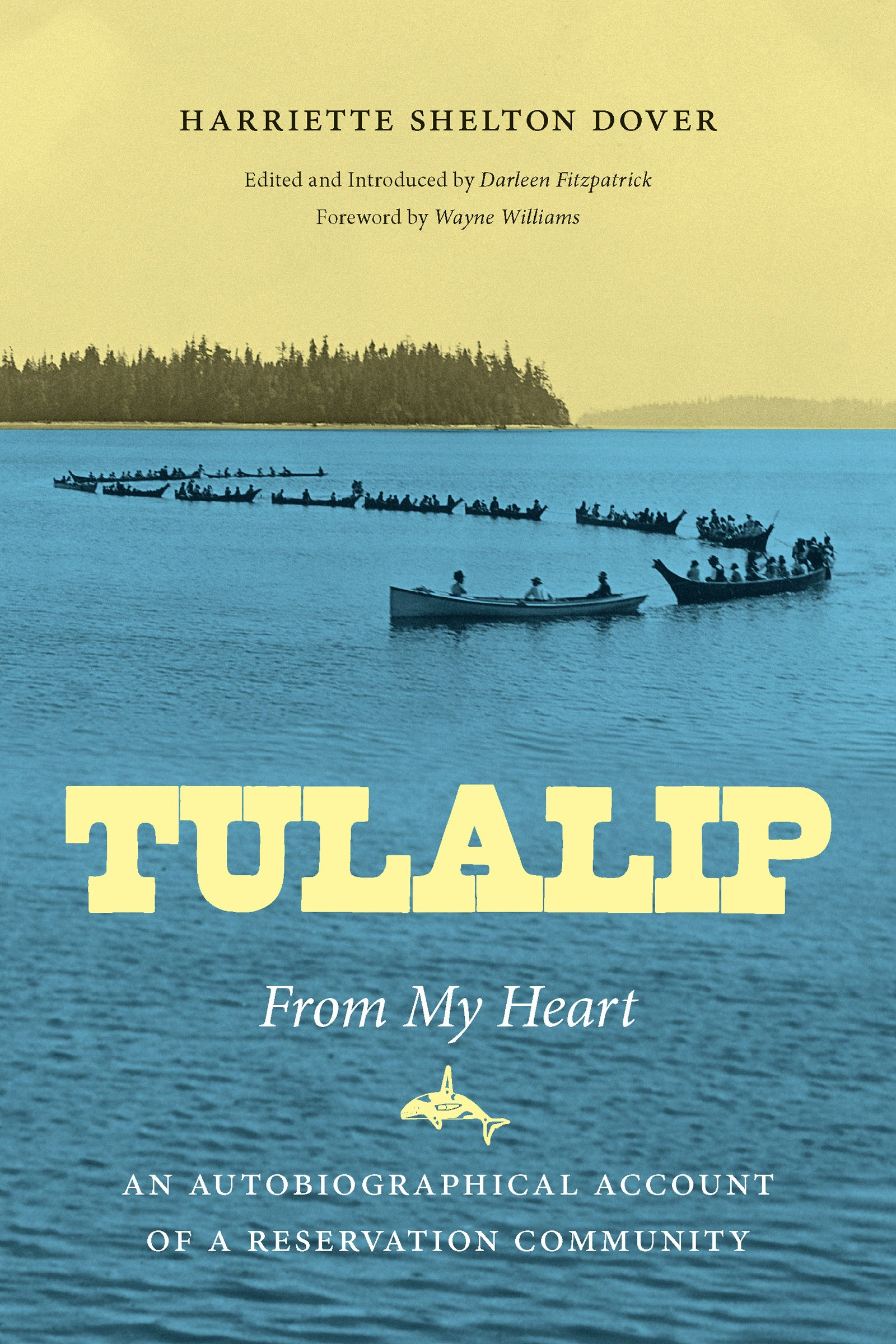 Tulalip From My Heart book cover