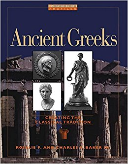 Ancient Greeks book cover