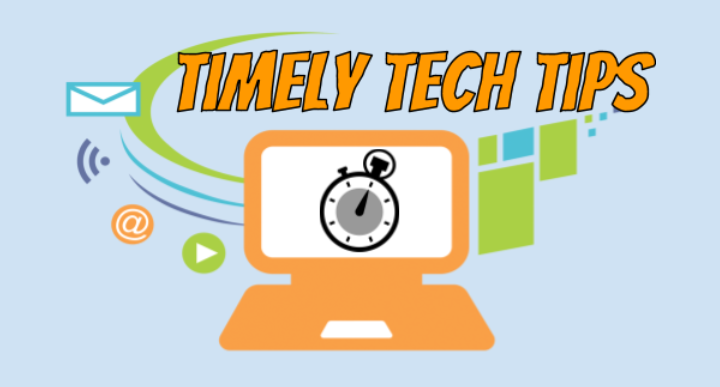 Timely Tech Tips