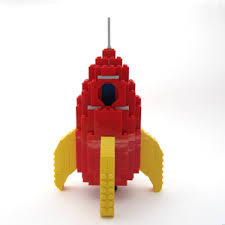 LInk to Lego and NASA site